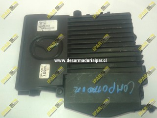 Computador De Motor 4X2 MC Z668 Mazda 3 2009 2010 2011 2012 2013 2014