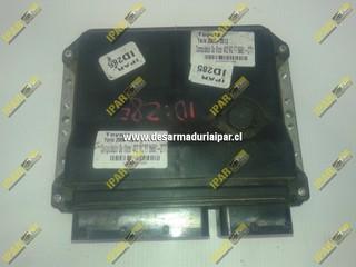 Computador De Motor 4X2 MC F7 89661-2771 Toyota Yaris 2006 2007 2008 2009 2010 2011 2012 2013