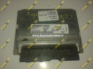 Computador De Motor S11 3605010 JA 5WY5151A Chery IQ 2005 2006 2007 2008 2009 2010 2011 2012 2013
