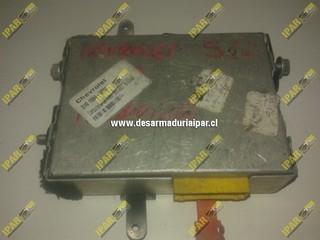 Computador De Motor 1617S557 16193440 Chevrolet S10 1998 1999 2000 2001
