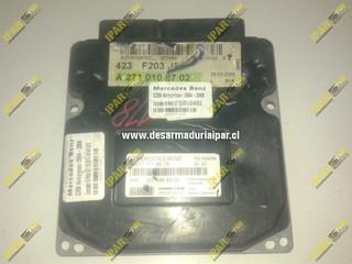 Computador De Motor A271153 8579 A 001446 69 02 Mercedes Benz C200 Kompressor 2004 2005 2006 2007 2008