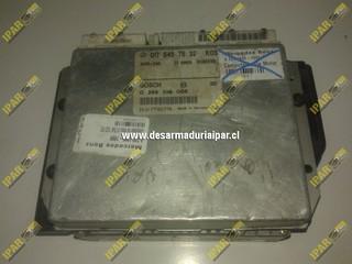 Computador De Motor 017545 7532 K03 Mercedes Benz E 320 1995 1996 1997 1998 1999