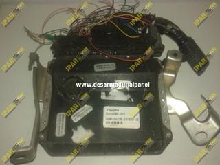Computador De Motor Q1 89661 02 Q10 MB275300 2960 Toyota Corolla 2009 2010 2011 2012 2013