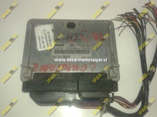 Computador De Motor 4X4 MC 8973618850 Chevrolet Dmax 2006 2007 2008 2009 2010 2011 2012 2013 2014