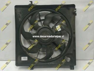Electro De Agua Hyundai Santafe 2006 2007 2008 2009 2010 2011 2012