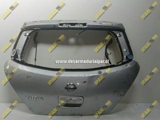 Portalon Lata Nissan Tiida 2004 2005 2006 2007 2008 2009 2010 2011 2012 2013
