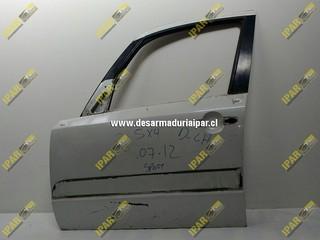 Puerta Delantera Izquierda Suzuki SX4 2007 2008 2009 2010 2011 2012 2013 2014 2015