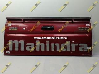 Portalon De Pickup Mahindra Pik Up 2008 2009 2010 2011 2012 2013 2014 2015 2016 2017
