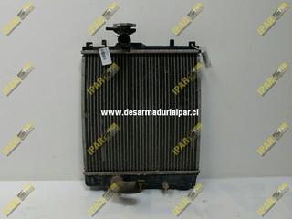 Radiador De Agua Mecanico Suzuki Ignis 2000 2001 2002 2003 2004 2005 2006 2007 2008