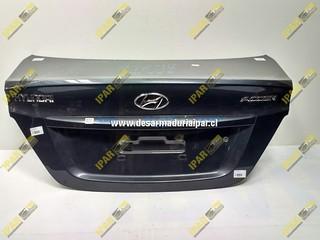 Maleta Hyundai Accent 2012 2013 2014 2015 2016 2017