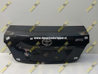 Maleta Toyota Yaris 2006 2007 2008 2009 2010 2011 2012 2013