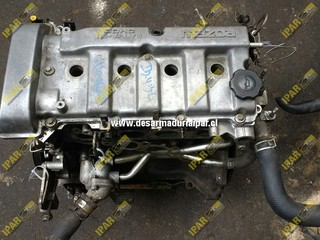 Motor Bencinero Block Culata 2.0 Modelo FS Mazda 626 1998 1999 2000 2001 2002 2003 2004