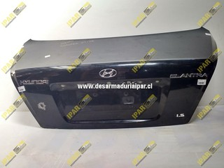 Maleta Hyundai Elantra 2001 2002 2003
