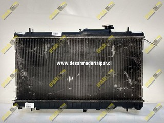 Radiador De Agua Automatico Subaru Impreza 2001 2002 2003 2004 2005 2006 2007