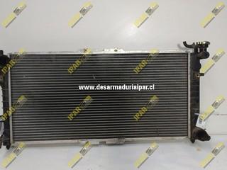 Radiador De Agua Mecanico Mazda 626 1998 1999 2000 2001 2002 2003 2004