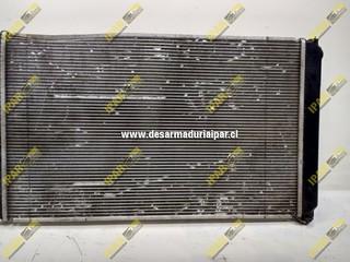 Radiador De Agua Mecanico Toyota RAV 4 2007 2008 2009 2010 2011 2012