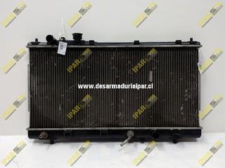 Radiador De Agua Automatico Mazda 323 1998 1999 2000 2001 2002 2003 2004 2005