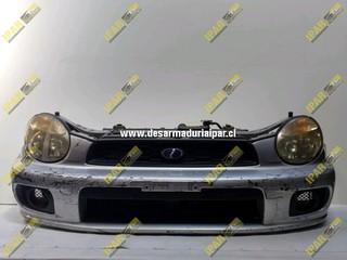 Frontal Completo Stw Japones Subaru Impreza 2001 2002