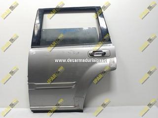 Puerta Trasera Izquierda Stw o Sport*** Nissan XTrail 2002 2003 2004 2005 2006 2007 2008 2009 2010 2011