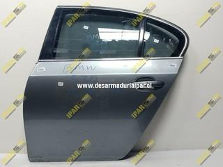 Puerta Trasera Izquierda Sedan*** BMW 530 2005 2006 2007 2008 2009 2010