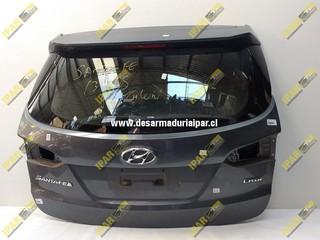 Portalon Con Vidrio Hyundai Santafe 2013 2014 2015