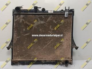 Radiador De Agua Mecanico Chevrolet Dmax 2006 2007 2008 2009 2010 2011 2012 2013 2014
