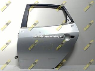 Puerta Trasera Izquierda Sedan*** Hyundai Elantra 2006 2007 2008 2009 2010 2011