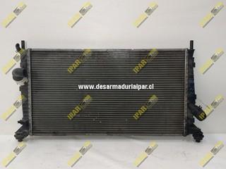 Radiador De Agua Mecanico Mazda 3 2003 2004 2005 2006 2007 2008