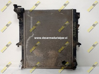 Radiador De Agua Mecanico Mitsubishi L200 Katana 2007 2008 2009 2010 2011 2012 2013 2014 2015