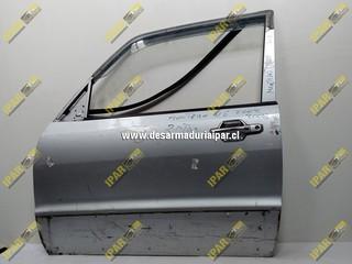 Puerta Delantera Izquierda Mitsubishi Montero V6 2002 2003 2004 2005 2006 2007