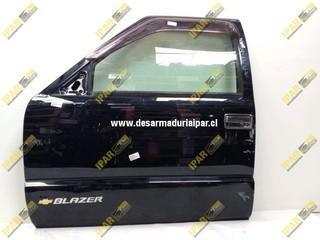 Puerta Delantera Izquierda Cupe Chevrolet Blazer 1995 1996 1997 1998
