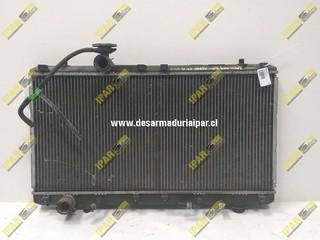 Radiador De Agua Automatico Suzuki Aereo 2002 2003 2004 2005 2006 2007 2008 2009 2010