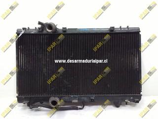 Radiador De Agua Automatico Toyota Tercel 1995 1996 1997 1998 1999 2000 2001 2002