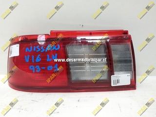 Foco Trasero Izquierdo Sedan Nissan V 16 1993 1994 1995 1996 1997 1998 1999 2000 2001