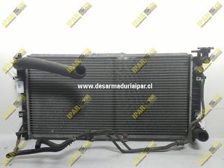 Radiador De Agua Automatico Mazda 626 1998 1999 2000 2001 2002 2003 2004