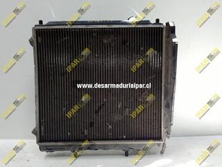 Radiador De Agua Hyundai Terracan 2001 2002 2003 2004 2005 2006 2007 2008 2009
