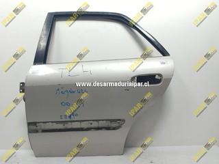 Puerta Trasera Izquierda Sedan*** Mazda 626 1998 1999 2000 2001 2002 2003 2004