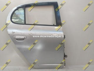 Puerta Trasera Derecha Sedan*** Toyota Yaris 1998 1999 2000 2001 2002 2003 2004 2005