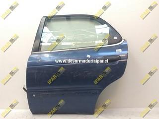Puerta Trasera Izquierda Sedan*** Suzuki Baleno 1996 1997 1998 1999 2000 2001 2002 2003 2004 2005