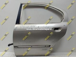 Puerta Trasera Izquierda Sedan*** Nissan Primera 1997 1998 1999 2000 2001 2002