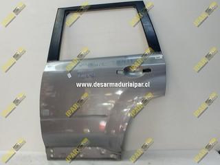 Puerta Trasera Izquierda Stw o Sport*** Nissan XTrail 2012 2013