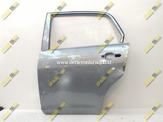 Puerta Trasera Izquierda Sedan*** Nissan Tiida 2004 2005 2006 2007 2008 2009 2010 2011 2012 2013 2014 2015 2016 2017