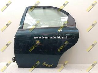 Puerta Trasera Izquierda Sedan*** Kia Sephia 1998 1999 2000 2001 2002