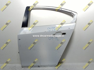 Puerta Trasera Izquierda Sedan*** Chevrolet Cruze 2009 2010 2011 2012 2013 2014 2015