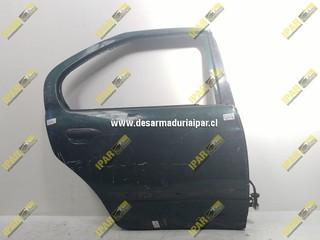 Puerta Trasera Derecha Sedan*** Nissan Primera 1997 1998 1999 2000 2001 2002