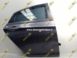 Puerta Trasera Derecha Sedan*** Hyundai Sonata 2011 2012 2013 2014 2015