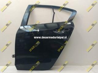 Puerta Trasera Izquierda Sedan*** Mazda 3 2009 2010 2011 2012 2013 2014