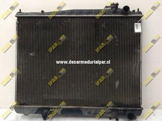 Radiador De Agua Automatico Nissan Pathfinder 1995 1996 1997 1998 1999 2000 2001 2002 2003 2004 2005