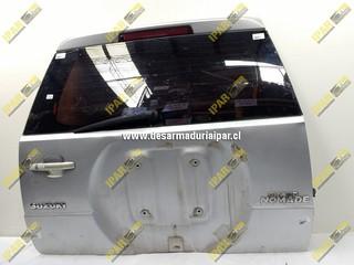 Portalon Lata Suzuki Grand Nomade 2006 2007 2008 2009 2010 2011 2012 2013 2014 2015 2016 2017