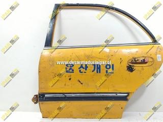 Puerta Trasera Izquierda Sedan*** Hyundai Sonata 1993 1994 1995 1996 1997 1998
